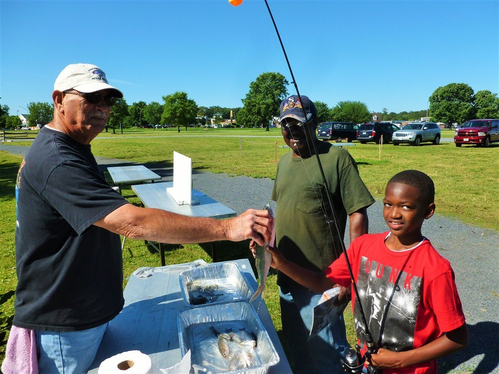 Teach A Kid To Fish