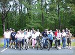 The Ocean Pines Boat Club had their annual bike trip to Chincoteague yesterday. A good time was had by all.