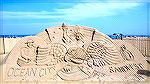 Ocean City, Maryland Sandfest 2015.