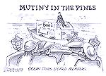 "Cartoon by Jim Adcock for the Bayside Gazette Sept. 1, 2016. Titled ""Mutiny in the Pines"""